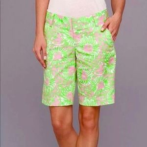 Lily Pulitzer The Chipper Short Cabana Pink Lion
